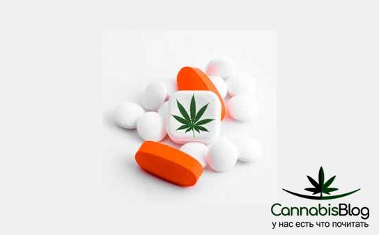 Каннабис - лекарство