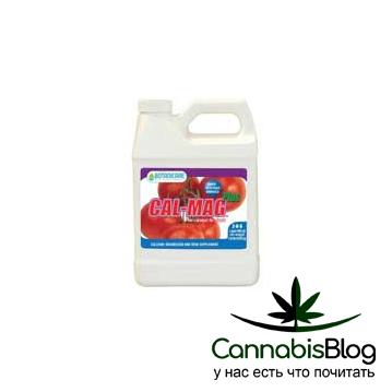 Удобрение для марихуаны Cal-Mag