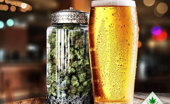 Почему марихуана под пиво может быть опасной