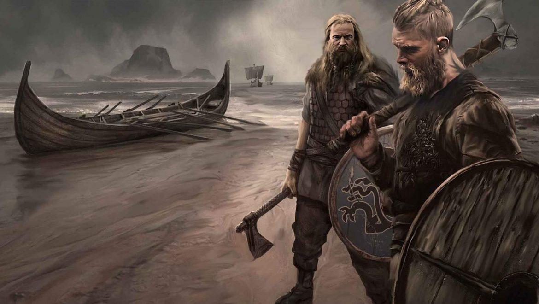 викинги и мухоморы