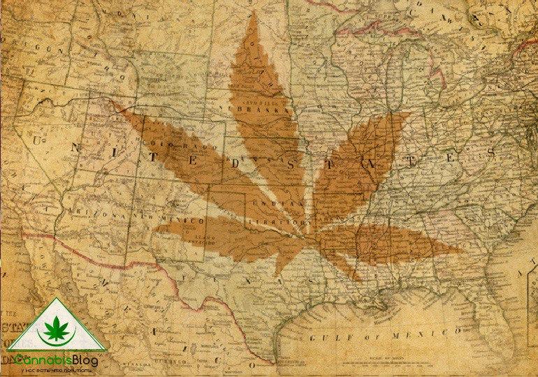 марихуана и первые президенты