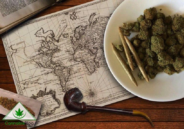 марихуана в истории штатов